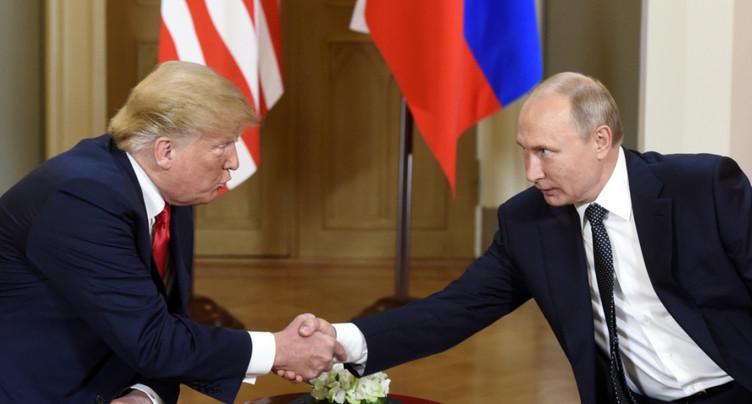 Trump espère aboutir à une relation « extraordinaire » avec Poutine