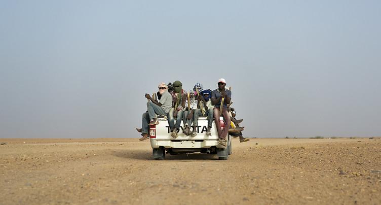 Libye: huit migrants, dont six enfants, morts asphyxiés dans un camion