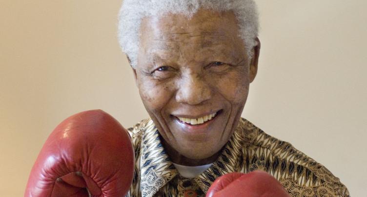 L'Afrique du Sud a « juste débuté la longue marche » vers la liberté