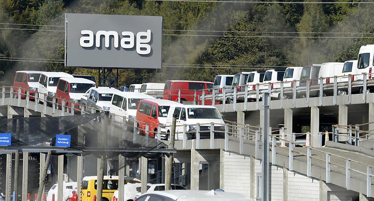 Amag soupçonné d'accord sur les prix au Tessin