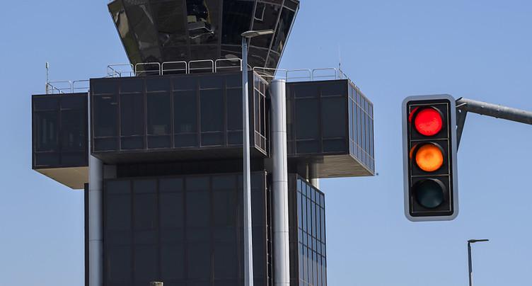 Skyguide: la grève n'aura pas lieu à Genève Aéroport