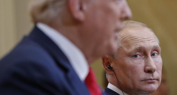 Les démocrates veulent entendre l'interprète de Trump