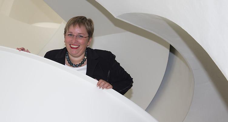Rahel Blocher à la tête de Zeitungshaus AG