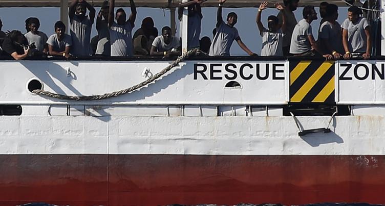 Tripoli refuse l'idée européenne de centres d'accueil pour migrants