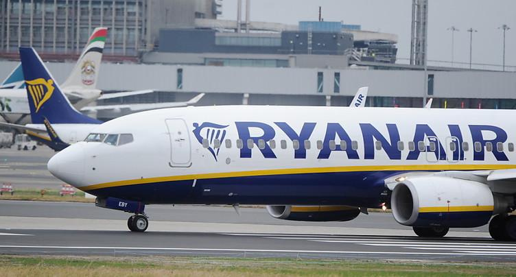 Ryanair: nouvelle grève de pilotes irlandais, 24 vols annulés