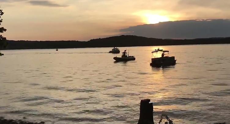 Huit mort dans un accident de bateau sur un lac du Missouri