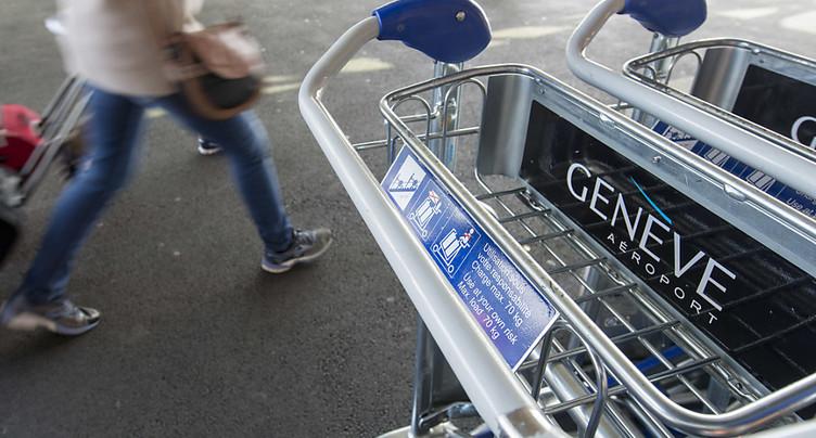 L'aéroport de Genève quasiment paralysé le temps d'un orage