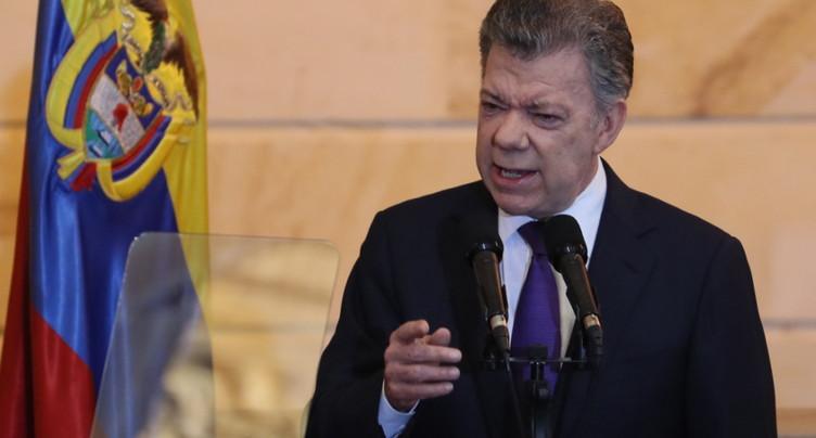 Les Farc font leur entrée au Congrès colombien