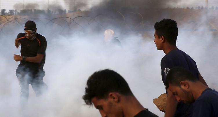 Bande de Gaza: le Hamas et Israël s'accordent sur un cessez-le-feu