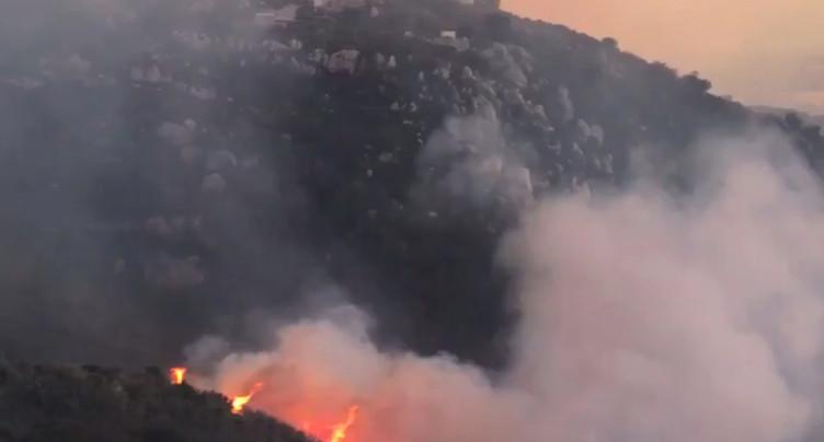 Incendie de forêt en Lettonie: près de 1000 hectares détruits