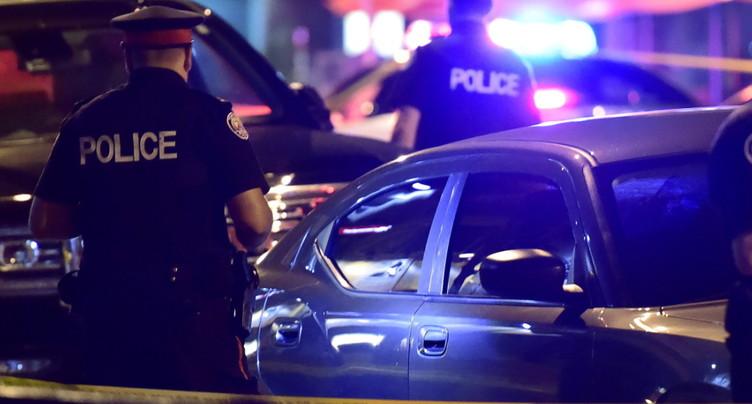 Plusieurs blessés dans une fusillade à Toronto, le tireur est mort