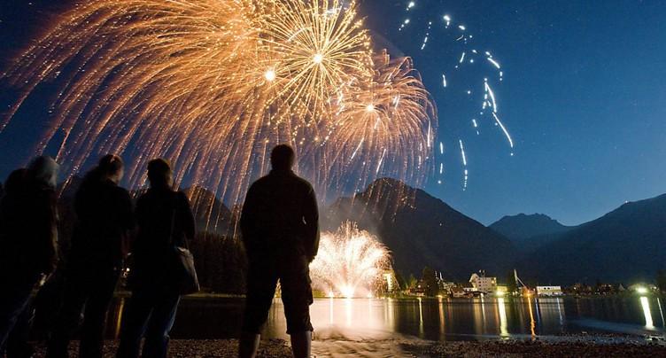 Animaux préservés des feux d'artifice: Arosa ne fait pas d'émules