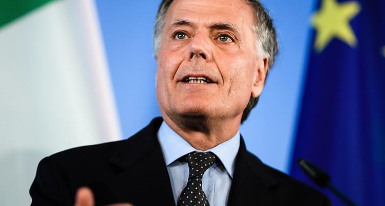 Rome va accepter les migrants sauvés en mer pendant les pourparlers