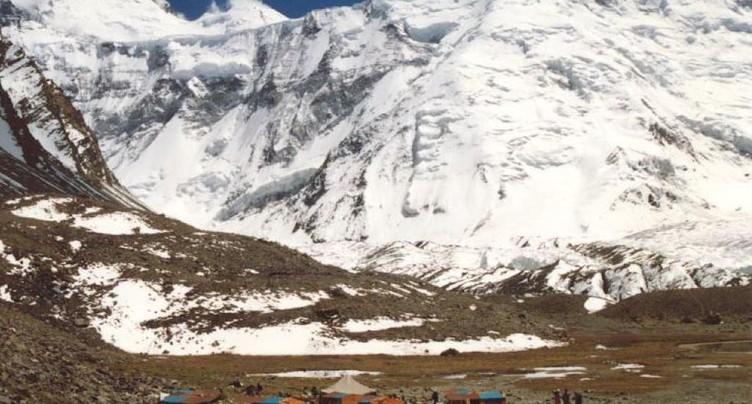 Trois alpinistes russes dans un accident d'hélicoptère