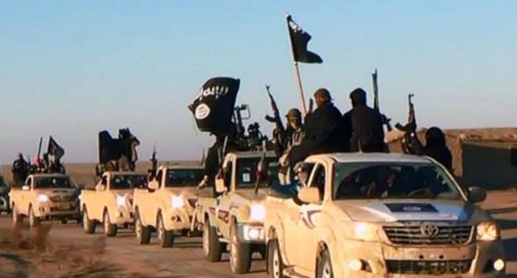 Plus de 20'000 combattants de l'EI encore en Irak et en Syrie