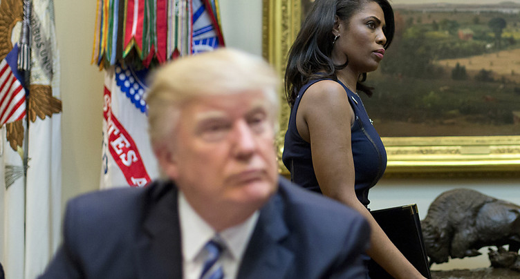 Une ex-conseillère et Trump s'affrontent par tweets interposés