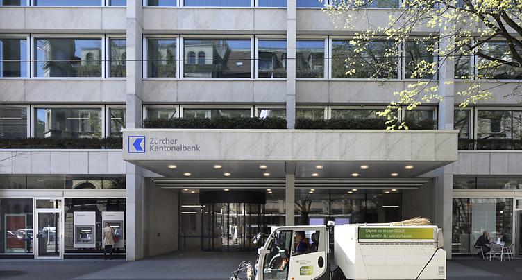 La ZKB solde son litige fiscal aux Etats-Unis