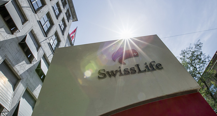 Swiss Life augmente son bénéfice net semestriel