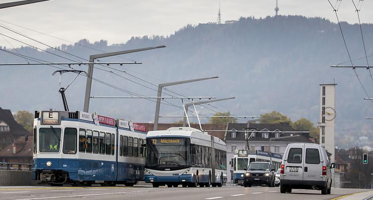 Les transports publics suisses offrent un bon rapport qualité-prix