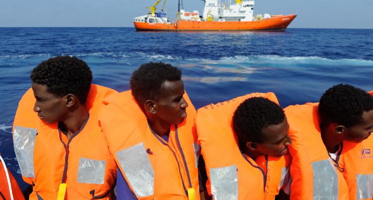 L'Aquarius va accoster à Malte et les migrants aller dans cinq pays