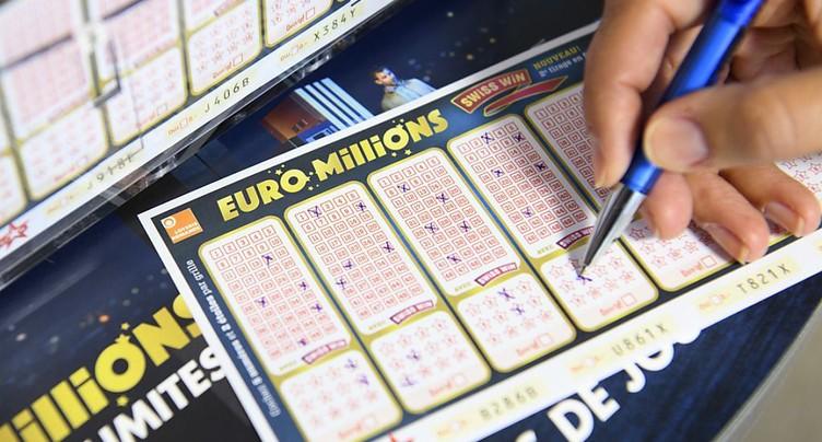 Deux gagnants à l'Euro Millions avec cinq numéros et une « étoile »