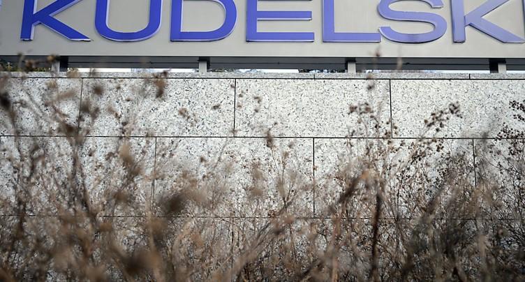 Kudelski subit une lourde perte au 1er semestre