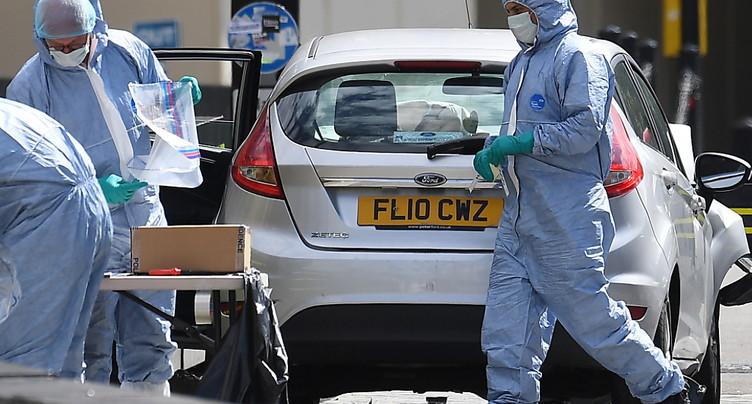 Le suspect de l'attaque de Londres est un Britannique d'origine soudanaise