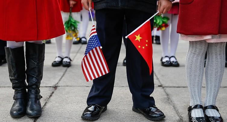 Pékin enverra à la fin du mois un négociateur aux Etats-Unis