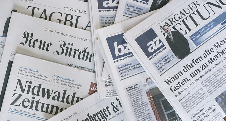 La Comco autorise la fusion entre la NZZ et AZ Medien