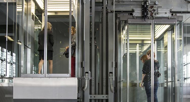 Schindler cartonne au 1er semestre et vise le milliard pour 2018