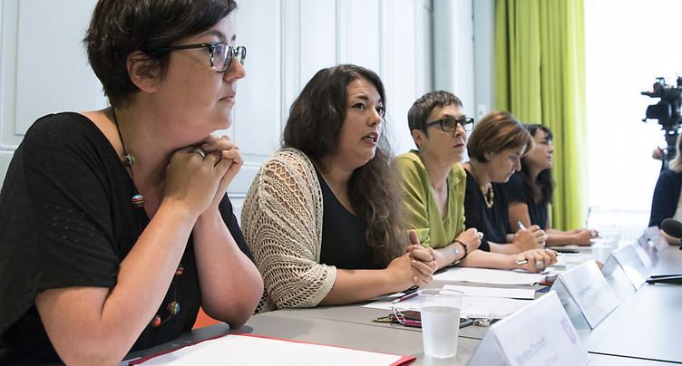 Berne doit plus s'engager contre les violences faites aux femmes