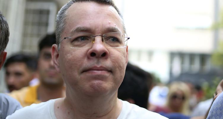 La Turquie rejette un nouvel appel d'un pasteur américain