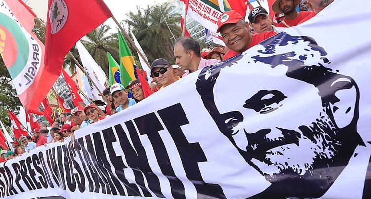 Un Comité à l'ONU demande au Brésil d'autoriser Lula à se présenter