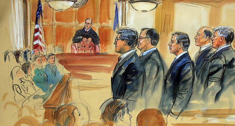 Procès de l'ex-chef de campagne de Trump: le juge sous protection policière