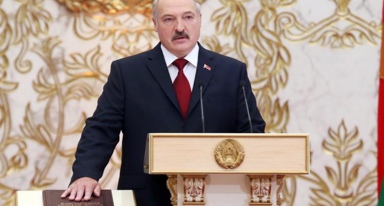 Scandale de corruption au Bélarus: des têtes tombent