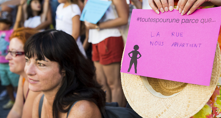 « La grève des femmes va réconcilier Beyoncé et Christiane Brunner »