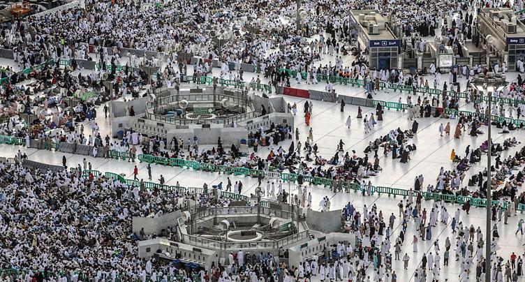 Plus de 2 millions de musulmans entament le hajj en Arabie saoudite