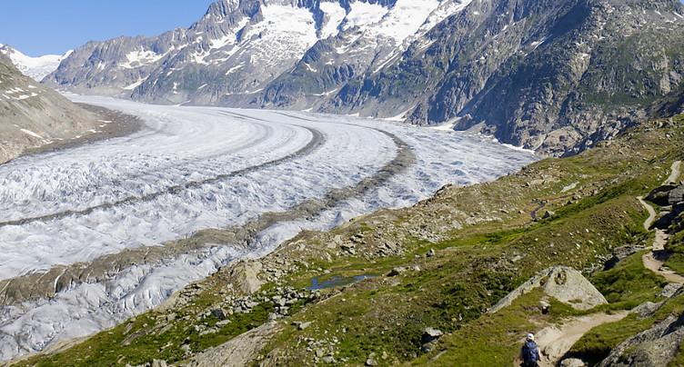 Un nouvel inventaire sur l'état des glaciers