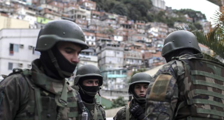 Quatorze morts à Rio dans des opérations de la police et de l'armée