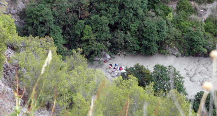 Cinq morts dans la crue soudaine d'un torrent en Calabre