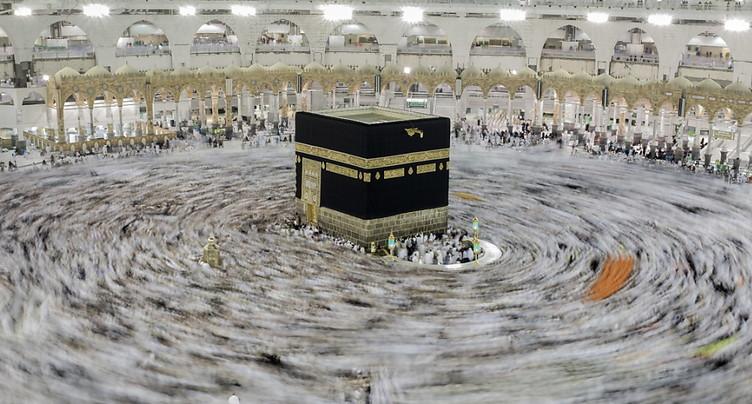 Plus de 2 millions de pèlerins célèbrent la fête du sacrifice en Arabie saoudite