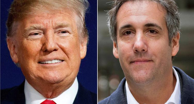 L'ex-avocat de Trump accepte d'admettre sa culpabilité