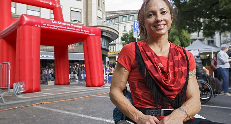 La Chaise rouge fête ses cinq ans au Festival Label suisse