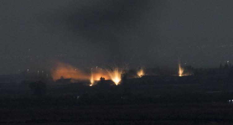 Le régime syrien intercepte des missiles tirés sur Lattaquié