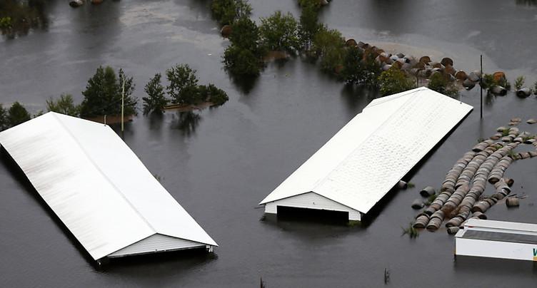 L'ouragan Florence a fait au moins 31 morts aux Etats-Unis