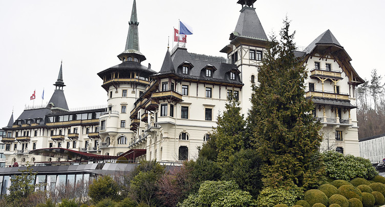 L'AFD était en droit de saisir des oeuvres d'art au Dolder à Zurich