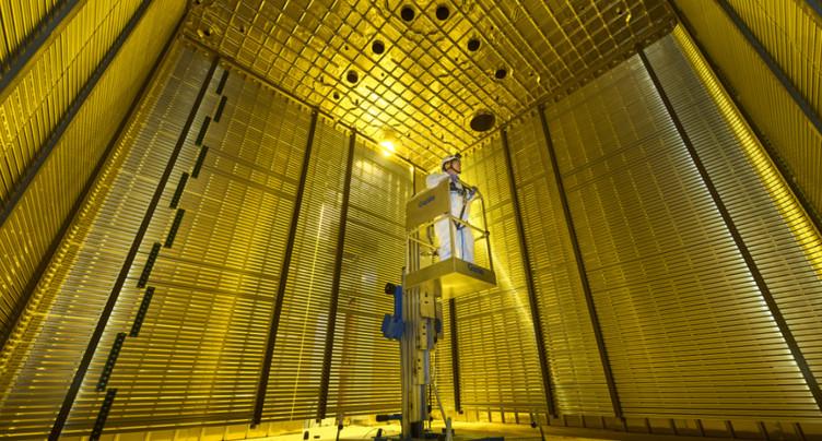 CERN: ProtoDUNE détecte ses premières particules