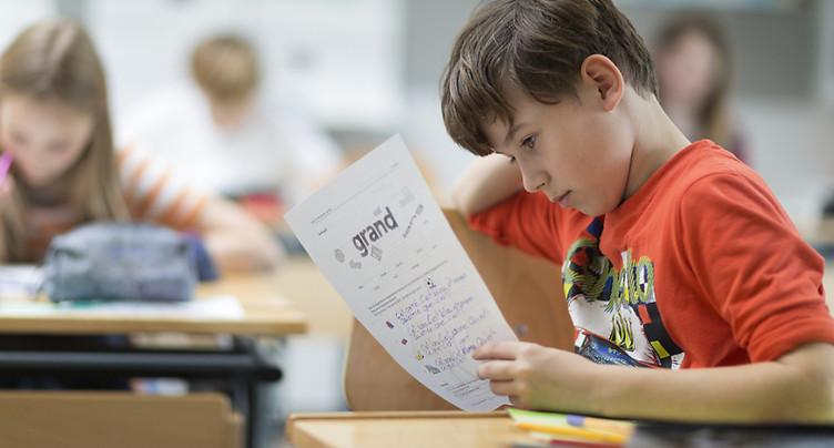 L'Argovie s'adapte: le français enseigné dès la 5e année primaire