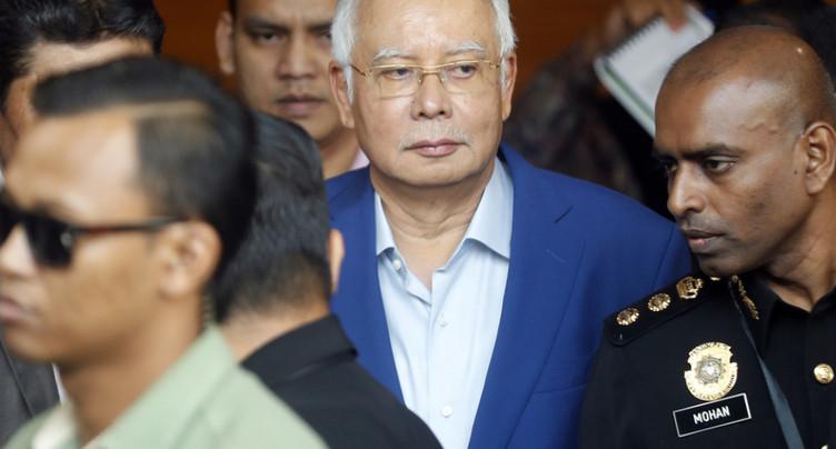 Scandale 1MDB: l'ex-premier ministre malaisien Najib Razak arrêté