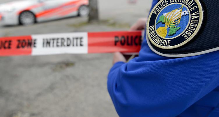 Quatre suspects interpellés après le braquage de Vevey